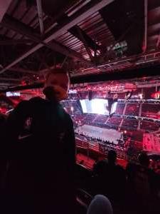 James H. attended Cleveland Cavaliers vs. Detroit Pistons - NBA on Jan 27th 2021 via VetTix