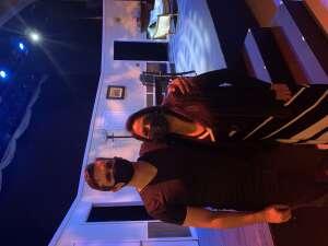 Janice attended Nein Simon's the Odd Couple on Apr 15th 2021 via VetTix