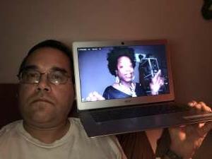 Ruben L. attended Comedy's Best Kept Secret Tour 2021 - Virtual Comedy Show on Mar 19th 2021 via VetTix