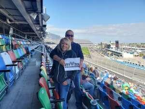 Rich McDonough  attended NASCAR Cup Series - Daytona Road Course on Feb 21st 2021 via VetTix
