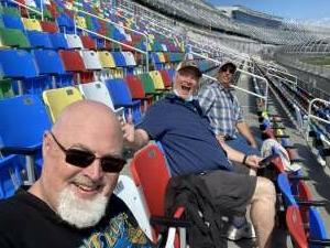Kevin K. attended NASCAR Cup Series - Daytona Road Course on Feb 21st 2021 via VetTix