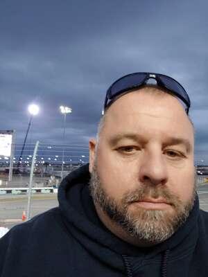 Chris B attended NASCAR Cup Series - Daytona Road Course on Feb 21st 2021 via VetTix