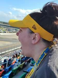 Dana attended NASCAR Cup Series - Daytona Road Course on Feb 21st 2021 via VetTix