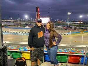 Cpl Krupa attended NASCAR Cup Series - Daytona Road Course on Feb 21st 2021 via VetTix