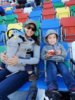Rachael  attended NASCAR Cup Series - Daytona Road Course on Feb 21st 2021 via VetTix