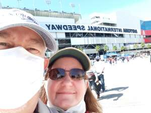 Andrew M. attended NASCAR Cup Series - Daytona Road Course on Feb 21st 2021 via VetTix