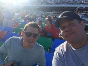 Josh Wathen attended NASCAR Cup Series - Daytona Road Course on Feb 21st 2021 via VetTix