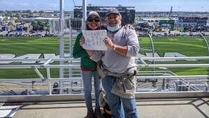 Harry attended NASCAR Cup Series - Daytona Road Course on Feb 21st 2021 via VetTix