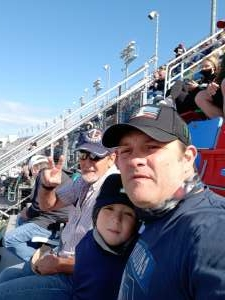 Andy attended NASCAR Cup Series - Daytona Road Course on Feb 21st 2021 via VetTix