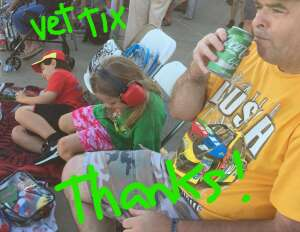 vic  attended NASCAR Cup Series - Daytona Road Course on Feb 21st 2021 via VetTix