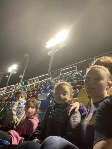 Paul Samartan attended NASCAR Cup Series - Daytona Road Course on Feb 21st 2021 via VetTix