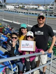 Click To Read More Feedback from NASCAR Cup Series - Daytona Road Course