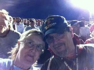 Joe Dudas attended NASCAR Cup Series - Daytona Road Course on Feb 21st 2021 via VetTix