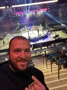 Joey T.  attended Legacy Fighting Alliance: LFA 99 -light-heavyweight World Title Fight on Feb 12th 2021 via VetTix