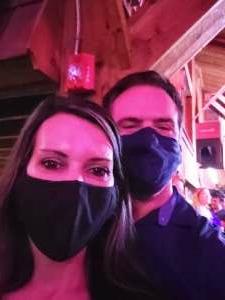 Ben attended Tracy Byrd on Feb 5th 2021 via VetTix