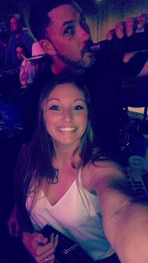 Shauna attended Tracy Byrd on Feb 5th 2021 via VetTix