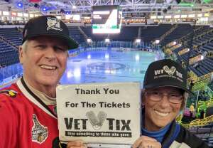 Click To Read More Feedback from Florida Everblades vs. Orlando Solar Bears - ECHL