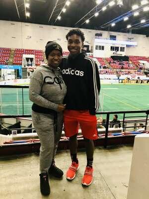 MissJai attended Florida Tropics vs. San Diego Sockers - Major Arena Soccer League on Feb 19th 2021 via VetTix