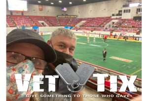 Frederick Deraney attended Florida Tropics vs. Ontario Fury - Major Arena Soccer League on Feb 21st 2021 via VetTix