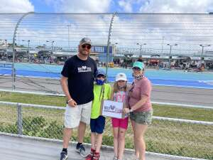 Click To Read More Feedback from Dixie Vodka 400 - KB100 - Kurt Busch Fan Appreciation Tickets - NASCAR