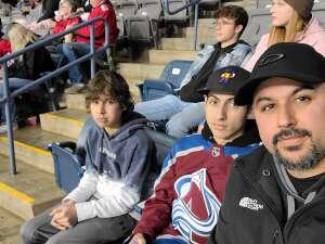 Danny b attended Rapid City Rush vs. Tulsa Oilers - ECHL on Feb 12th 2021 via VetTix