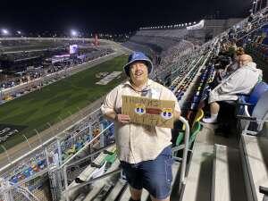 Hank attended Busch Clash at Daytona - NASCAR on Feb 9th 2021 via VetTix