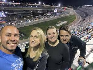 Chris attended Busch Clash at Daytona - NASCAR on Feb 9th 2021 via VetTix