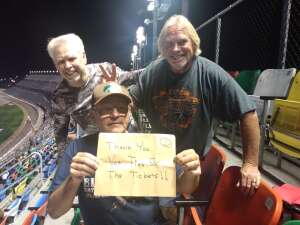 Joel Matthews attended Busch Clash at Daytona - NASCAR on Feb 9th 2021 via VetTix