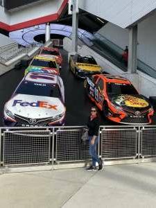 Rodney DeFlumeri attended Busch Clash at Daytona - NASCAR on Feb 9th 2021 via VetTix