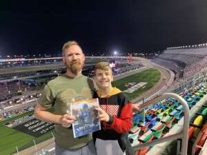 Michael Doyle attended Busch Clash at Daytona - NASCAR on Feb 9th 2021 via VetTix