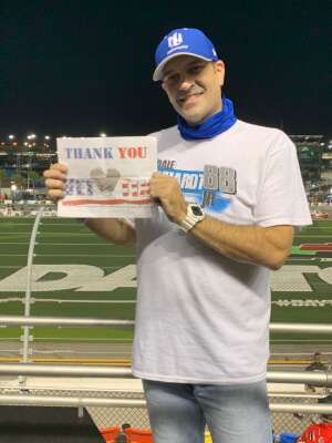 Griffin911 attended Nextera Energy 250 - NASCAR Camping World Truck Series on Feb 12th 2021 via VetTix
