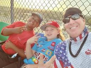 Sec Ramsay (Ret) attended Nextera Energy 250 - NASCAR Camping World Truck Series on Feb 12th 2021 via VetTix