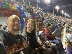 Bryan attended Nextera Energy 250 - NASCAR Camping World Truck Series on Feb 12th 2021 via VetTix
