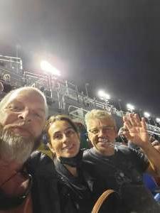 Steve  attended Nextera Energy 250 - NASCAR Camping World Truck Series on Feb 12th 2021 via VetTix