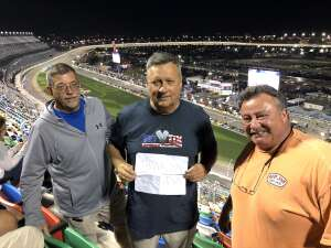 Click To Read More Feedback from Nextera Energy 250 - NASCAR Camping World Truck Series