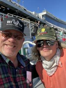 Big Chris attended Beef It's Whats for Dinner 300 - NASCAR Xfinity Series on Feb 13th 2021 via VetTix