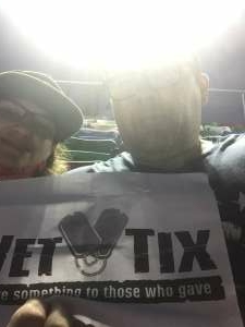 Jeremy Akins attended Beef It's Whats for Dinner 300 - NASCAR Xfinity Series on Feb 13th 2021 via VetTix