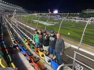 Andrew L attended Beef It's Whats for Dinner 300 - NASCAR Xfinity Series on Feb 13th 2021 via VetTix