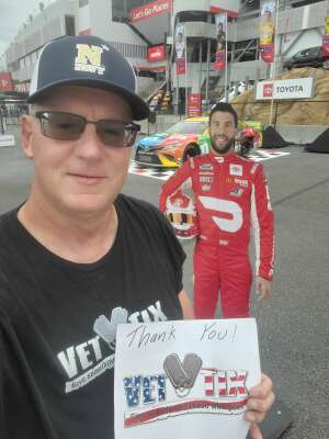 Click To Read More Feedback from Beef It's Whats for Dinner 300 - NASCAR Xfinity Series