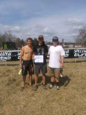 Travis attended GNCC Racing - the General on Mar 13th 2021 via VetTix