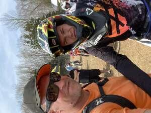 Shawn B attended GNCC Racing - the General on Mar 13th 2021 via VetTix