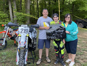 Click To Read More Feedback from The John Penton GNCC Racing