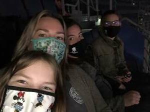 C attended Tobymac Hits Deep Tour on Feb 20th 2021 via VetTix