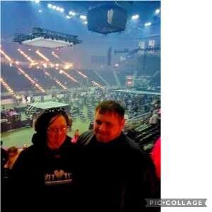 Heather attended Tobymac Hits Deep Tour on Feb 18th 2021 via VetTix