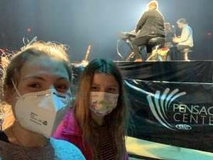 St George Family attended Tobymac Hits Deep Tour on Feb 18th 2021 via VetTix