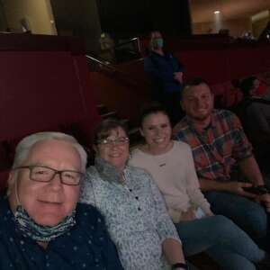 Stewart Mathis attended Tobymac Hits Deep Tour on Feb 24th 2021 via VetTix