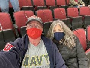 Tom on Subs attended Arizona Coyotes vs. Los Angeles Kings on Feb 18th 2021 via VetTix