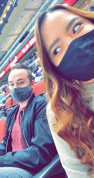 JayJay18 attended Arizona Coyotes vs. Los Angeles Kings on Feb 18th 2021 via VetTix