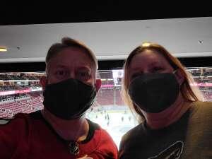 Doug attended Arizona Coyotes vs. Anaheim Ducks on Feb 22nd 2021 via VetTix