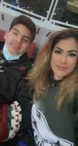 Jason Leon attended Arizona Coyotes vs. Anaheim Ducks on Feb 22nd 2021 via VetTix